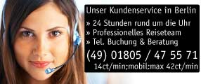 AirlineTickets.de - Callcenter Berlin